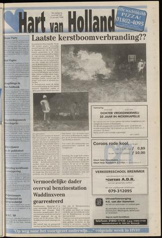Hart van Holland 1994-01-12