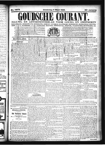 Goudsche Courant 1922-03-09