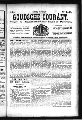 Goudsche Courant 1891-02-07