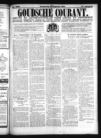 Goudsche Courant 1934-08-30