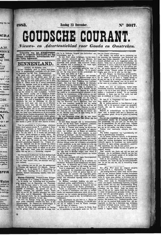 Goudsche Courant 1883-12-23