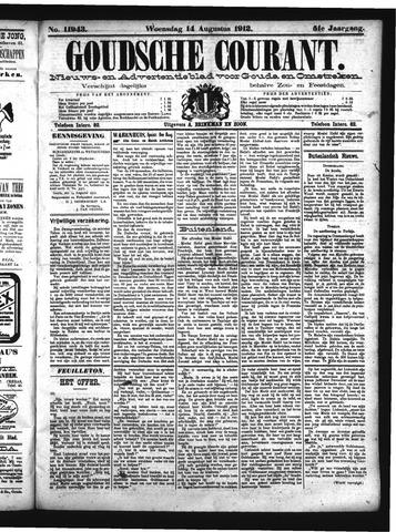 Goudsche Courant 1912-08-14