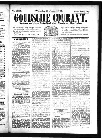 Goudsche Courant 1906-01-10