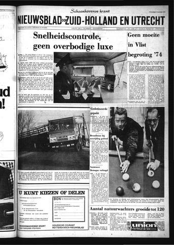 Schoonhovensche Courant 1973-11-21