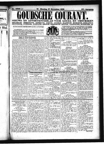 Goudsche Courant 1928-11-27