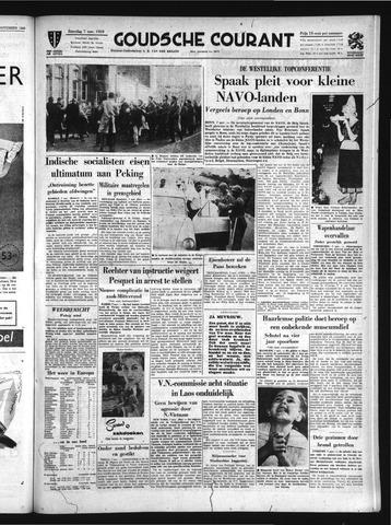 Goudsche Courant 1959-11-07