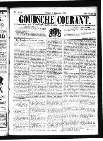 Goudsche Courant 1920-08-06