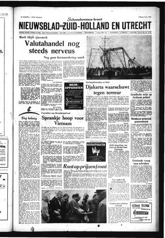 Schoonhovensche Courant 1969-05-09