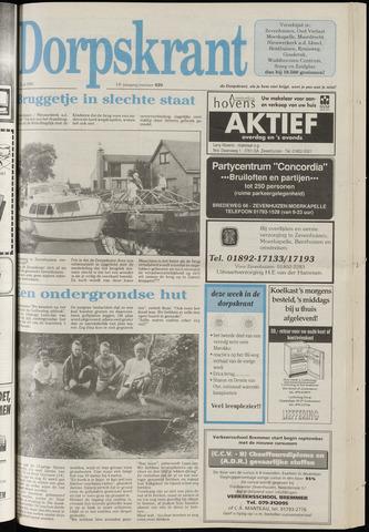 Dorpskrant 1991-07-31