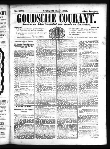 Goudsche Courant 1905-03-24