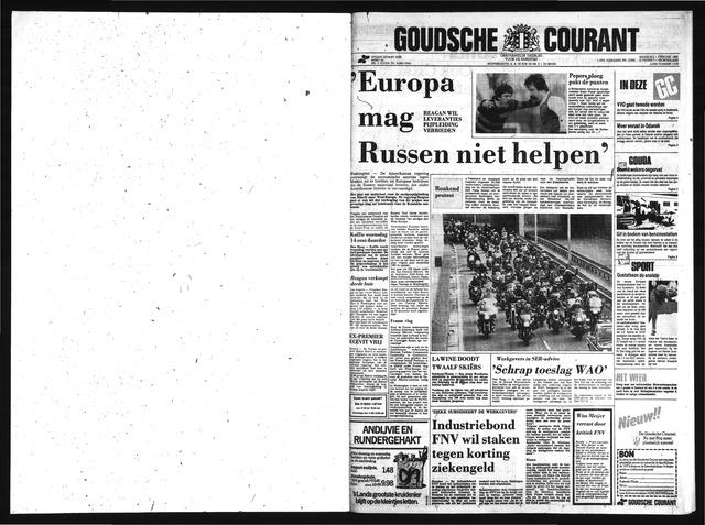 Goudsche Courant 1982-02-01