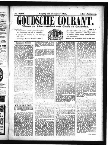 Goudsche Courant 1905-12-22