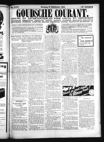 Goudsche Courant 1934-09-18