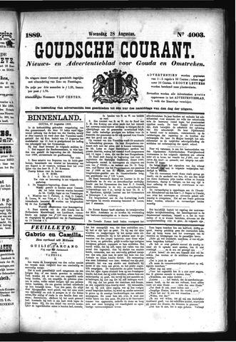 Goudsche Courant 1889-08-28