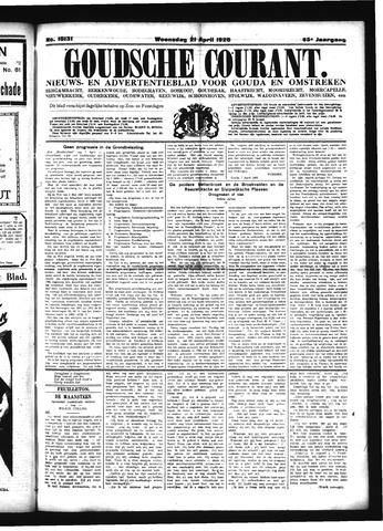 Goudsche Courant 1926-04-21