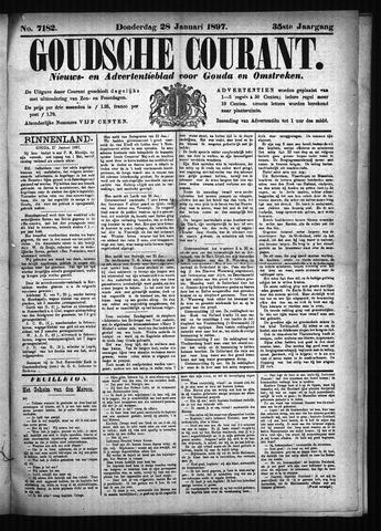 Goudsche Courant 1897-01-28