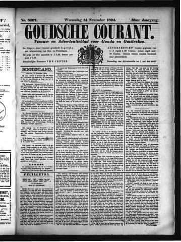 Goudsche Courant 1894-11-14