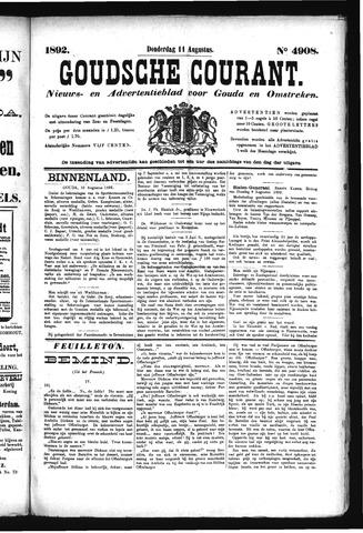 Goudsche Courant 1892-08-11