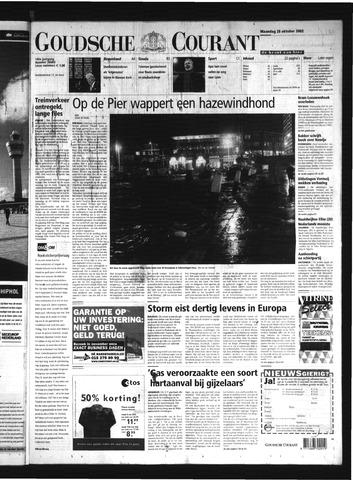 Goudsche Courant 2002-10-28