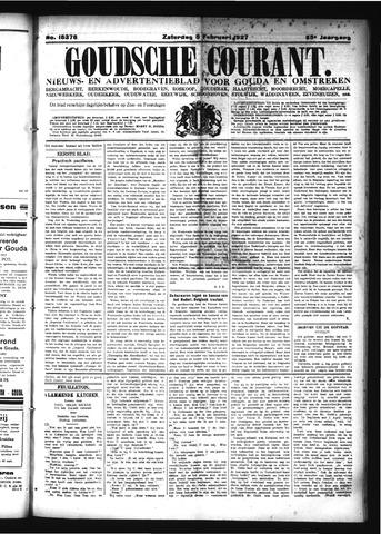 Goudsche Courant 1927-02-05
