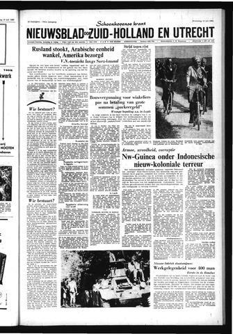 Schoonhovensche Courant 1967-07-12