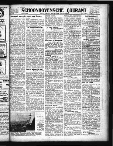 Schoonhovensche Courant 1944-06-02