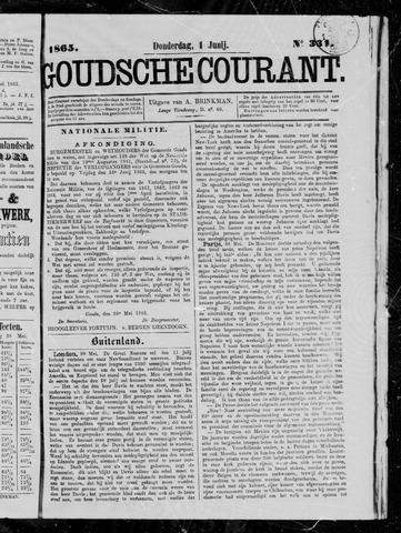 Goudsche Courant 1865-06-01