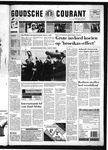 Goudsche Courant 1992-03-19