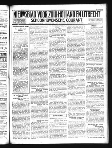 Schoonhovensche Courant 1941-11-17