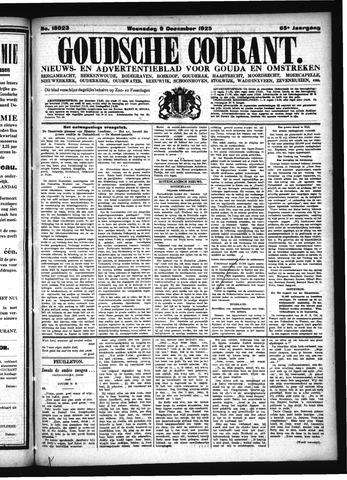 Goudsche Courant 1925-12-09