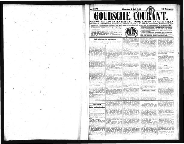 Goudsche Courant 1923-07-02