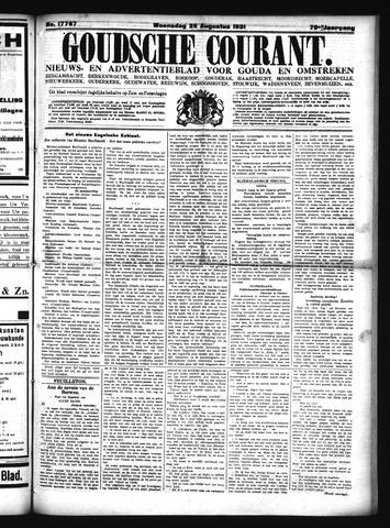 Goudsche Courant 1931-08-26