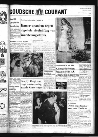 Goudsche Courant 1969-02-05