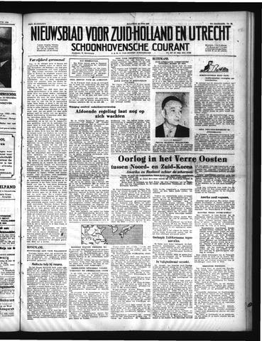 Schoonhovensche Courant 1950-06-26