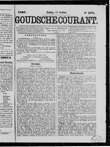 Goudsche Courant 1867-10-13