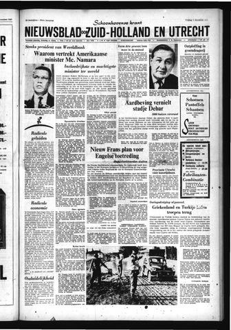 Schoonhovensche Courant 1967-12-01