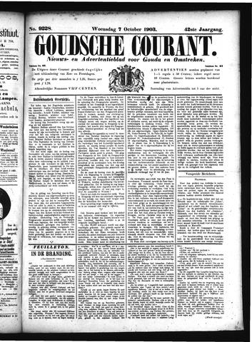 Goudsche Courant 1903-10-07