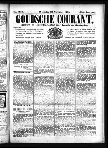 Goudsche Courant 1901-11-27