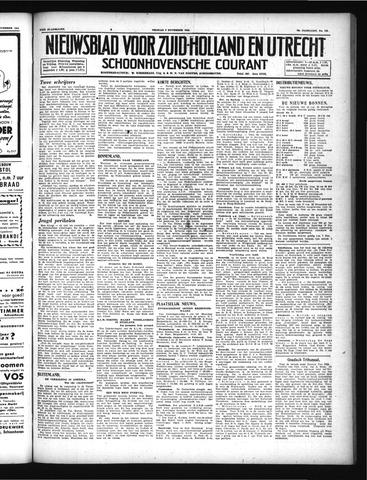 Schoonhovensche Courant 1946-11-08