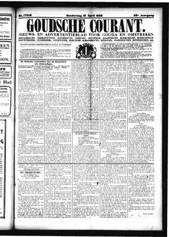 Goudsche Courant 1929-04-18