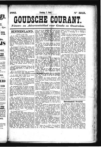 Goudsche Courant 1885-06-07