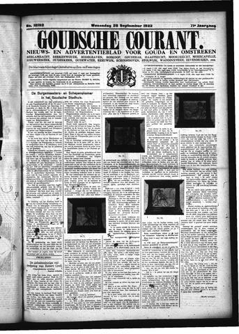 Goudsche Courant 1932-09-28