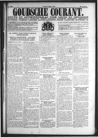 Goudsche Courant 1940-03-05