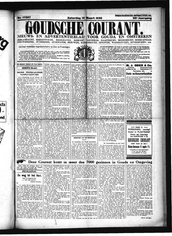 Goudsche Courant 1930-03-15