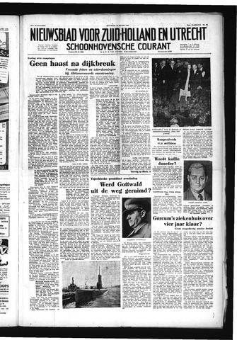 Schoonhovensche Courant 1953-03-16