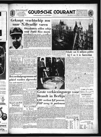 Goudsche Courant 1963-02-18