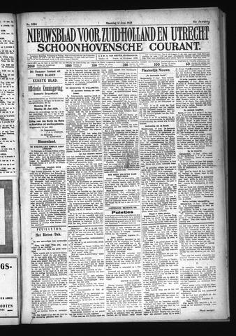 Schoonhovensche Courant 1929-06-17