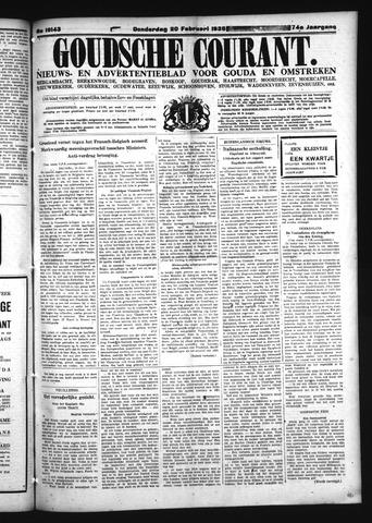 Goudsche Courant 1936-02-20
