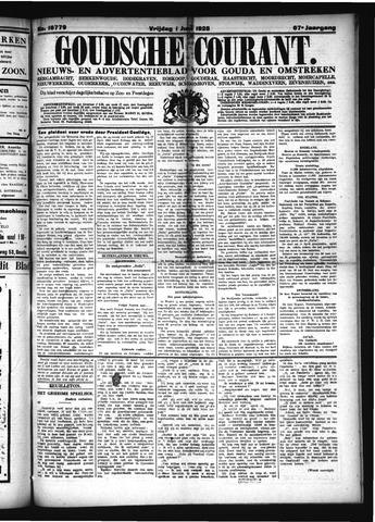 Goudsche Courant 1928-06-01