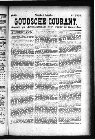 Goudsche Courant 1888-09-05